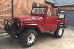 1970 Toyota Land Cruiser FJ40 Photo