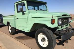 1980 Toyota Land Cruiser HJ45 Photo