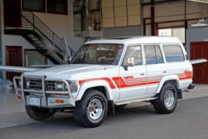 1989 Toyota Land Cruiser HJ61 Photo