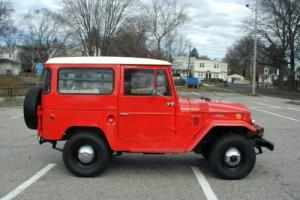 1968 Toyota Land Cruiser FJ-40 Photo