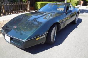 1990 Chevrolet Corvette None Photo