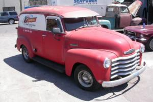 1951 Chevrolet Other Pickups PANEL DELIVERY