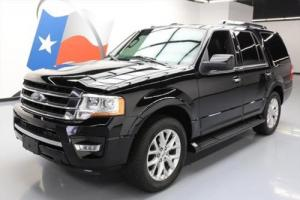 2017 Ford Expedition LTD ECOBOOST SUNROOF NAV 20'S