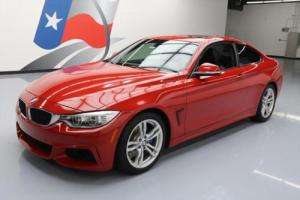 2014 BMW 4-Series 428I M SPORT HTD SEATS SUNROOF NAV HUD
