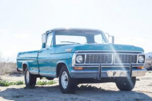 1970 Ford F-100 Styleside Long Bed