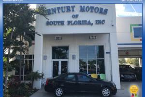 2005 Cadillac CTS NIADA Certified Leather Sunroof CarFax 1 Owner
