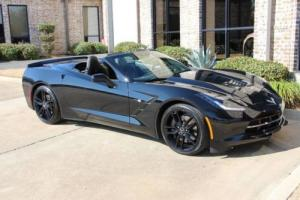 2014 Chevrolet Corvette 3LT Z51 Convertible