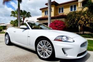 2011 Jaguar XK Photo
