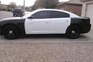 2012 Dodge Charger Police Pursuit Hemi