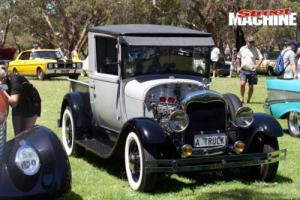 1929 Ford Model A Pick Up - ONE OF A KIND!!