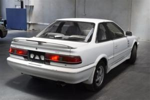 Toyota Corolla Levin Apex Coupe, fully imported AE92. Photo