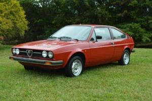 1979 Alfa Romeo Sprint Veloce 2D Photo