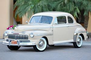 1946 Mercury Sedan Coupe Photo