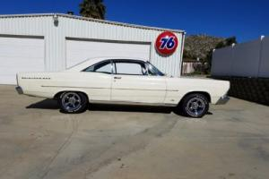 1966 Ford Fairlane 2 door hardtop