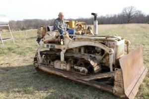 1952 International Harvester TD^ Dozer