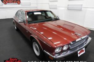 1989 Jaguar XJ Runs Drives Body Inter VGood 3.6L I6 4 spd auto