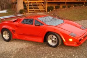 1987 Replica/Kit Makes Lamborghini Countach for Sale