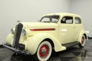 1936 Plymouth 2 Door Touring Sedan