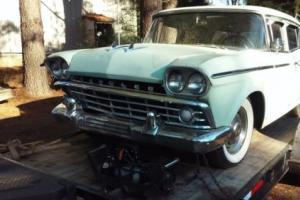 1959 AMC Super Station Wagon Photo