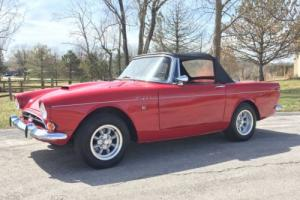 1966 Sunbeam Tiger Mk 1 Photo