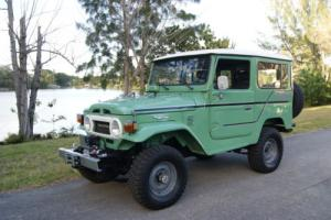 1977 Toyota Land Cruiser FJ 40 Photo