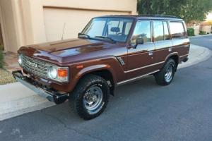 1981 Toyota Land Cruiser Photo
