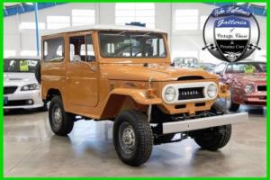 1973 Toyota Land Cruiser Photo