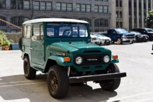 1974 Toyota Land Cruiser FJ-40 Photo