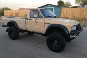 1983 Toyota Other Hilux Photo
