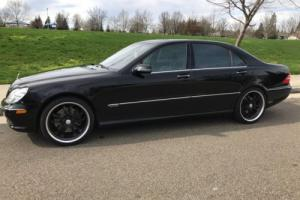 2001 Mercedes-Benz 600-Series for Sale