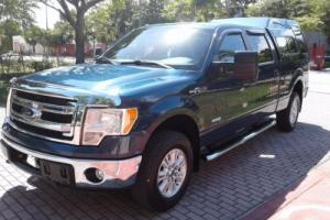 2013 Ford F-150 6.5' Long Bed