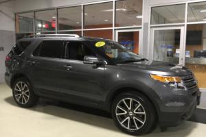 2015 Ford Explorer XLT 4x4 Sport Appearance Pkg Navigation / Rear Dvd Entertainment