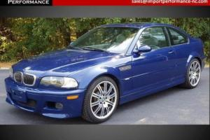 2005 BMW M3 Base 2dr Coupe
