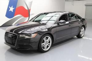 2015 Audi A6 2.0T QUATTRO PREM PLUS AWD SUNROOF NAV Photo