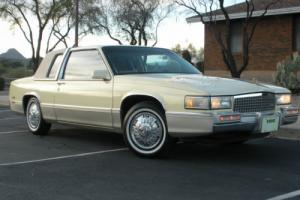 1990 Cadillac DeVille Special Edition Photo