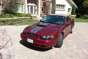 2004 Ford Mustang 5 speed