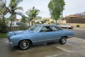 1967 Chevrolet Chevelle TWO DOOR HT
