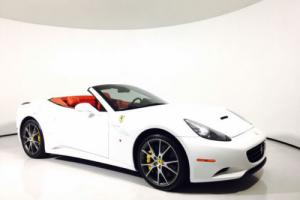 2012 Ferrari California 2+0