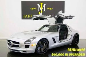 2011 Mercedes-Benz SLS AMG RENNtech....($40K IN UPGRADES!)