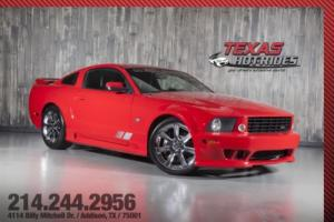 2005 Ford Mustang GT Saleen S281 Supercharged
