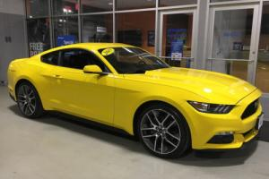2015 Ford Mustang Premium EcoBoost Navigation / Shaker Pro
