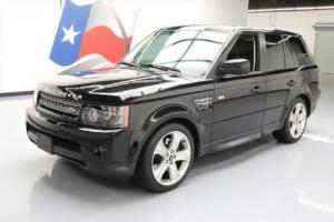 2013 Land Rover Range Rover HSE LUX 4X4 NAV 20'S Photo