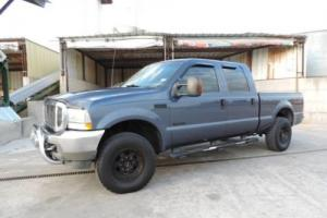 2004 Ford F-250 XLT 4x4 Turbo Diesel! Photo