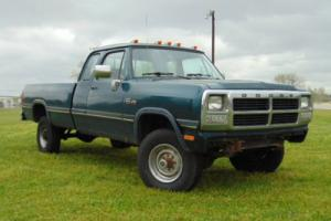1993 Dodge Other Pickups POWER RAM
