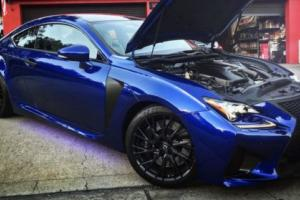 2015 Lexus RC F Photo