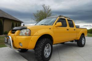 2003 Nissan Frontier Photo