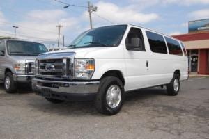 2013 Ford E-Series Van XLT Photo