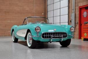 1957 Chevrolet Corvette Fuelie Convertible Photo