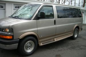 2003 Chevrolet Express Low Top Conversion