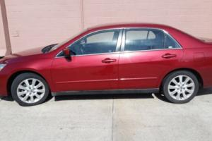 2007 Honda Accord Body Shop Special
